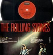 LP - The Rolling Stones - The Rolling Stones - Switzerland