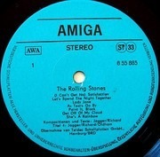 LP - The Rolling Stones - The Rolling Stones - Amiga