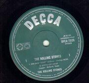 7inch Vinyl Single - The Rolling Stones - The Rolling Stones - Original Australian EP