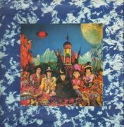 LP - The Rolling Stones - Their Satanic Majesties Request - RED DECCA STEREO