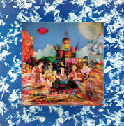 LP - The Rolling Stones - Their Satanic Majesties Request - Gatefold sleeve