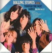 LP - The Rolling Stones - Through The Past, Darkly (Big Hits Vol. 2) - octagonal, royal sound