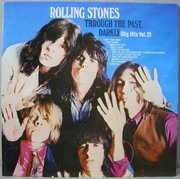 LP - The Rolling Stones - Through The Past, Darkly (Big Hits Vol. 2) - REMASTERED VIRGIN VINYL