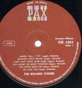 LP - The Rolling Stones - Through The Past, Darkly (Big Hits Vol. 2) - Israel