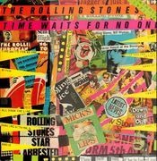 LP - The Rolling Stones - Time Waits For No One (Anthology 1971-1977)