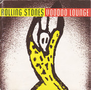 CD - The Rolling Stones - Voodoo Lounge