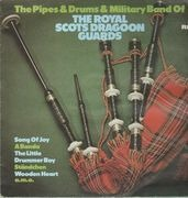 LP - The Royal Scots Dragoon Guards - The Pipes & Drums & Military Band Of