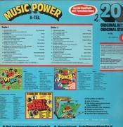LP - The Rubettes, Abba, Angel - Music Power