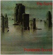 LP - The Saints - Prehistoric Sounds - UK Harvest,+OIS