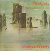 LP - The Saints - Prehistoric Sounds - UK Harvest