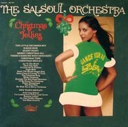 LP - The Salsoul Orchestra - Christmas Jollies