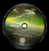LP - The Sensational Alex Harvey Band - Framed - DAMAGED COVER
