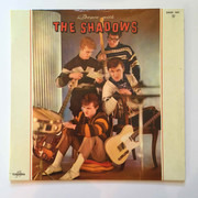 7inch Vinyl Single - The Shadows - Dance With The Shadows
