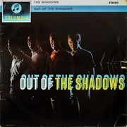LP - The Shadows - Out Of The Shadows - Label Variation