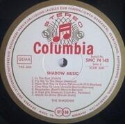 LP - The Shadows - Shadow Music