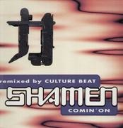 12'' - The Shamen - Comin' On (Remixed By Culture Beat)