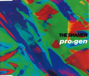 CD Single - The Shamen - Pro>gen