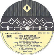 7inch Vinyl Single - The Shirelles - Will You Love Me Tomorrow