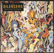 CD - The Silencers - Dance to the Holy Man