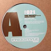 12inch Vinyl Single - The Society - Q & A