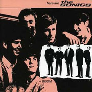 CD - The Sonics - Here Are The Sonics + Boom