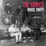 7inch Vinyl Single - The Sonics - House Party