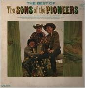 LP - The Sons Of The Pioneers - The Best Of - Mono