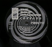 LP - The Soup Dragons - Lovegod