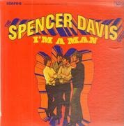 LP - The Spencer Davis Group - I'm A Man - orig 1st us press