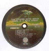 LP - The Spencer Davis Group - Living In A Back Street