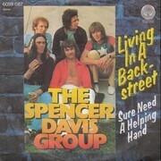 7inch Vinyl Single - The Spencer Davis Group - Living In A Back Street