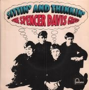 7inch Vinyl Single - The Spencer Davis Group - Sittin' And Thinkin' - Original UK EP