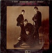 LP - The Spencer Davis Group - Their First LP - UK ORIGINAL MONO
