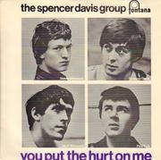 7inch Vinyl Single - The Spencer Davis Group - You Put The Hurt On Me EP