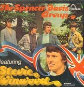 LP - The Spencer Davis Group - Featuring Stevie Winwood - Original 1st German
