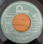 7inch Vinyl Single - The Spencer Davis Group - I'm A Man