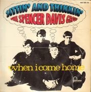 7inch Vinyl Single - The Spencer Davis Group - Sittin' And Thinkin' - Original Spanish EP