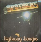 LP - The Spotnicks - Highway Boogie
