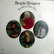 LP - The Staple Singers - Be What You Are