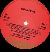 LP - The Steve Miller Band - Brave New World