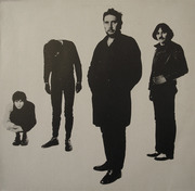 LP - The Stranglers - Black And White