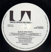LP - The Stranglers - Black And White - Limited with white 7inch Vinyl Single