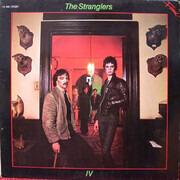 LP - The Stranglers - IV Rattus Norvegicus