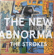 LP - The Strokes - The New Abnormal - Red Opaque Vinyl