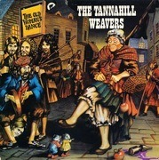 LP - The Tannahill Weavers - The Old Woman's Dance