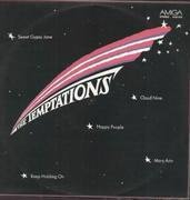 LP - The Temptations - The Temptations - Amiga Edition