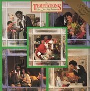 LP - The Temptations - Give Love At Christmas