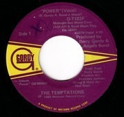 7'' - The Temptations - Power