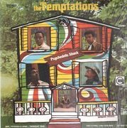 LP - The Temptations - Psychedelic Shack