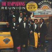 LP - The Temptations - Reunion - White label